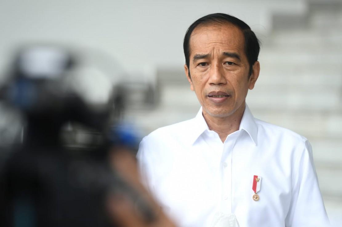 Jokowi Sebut Adaptasi Kebiasaan Baru Kunci Menuju Endemi