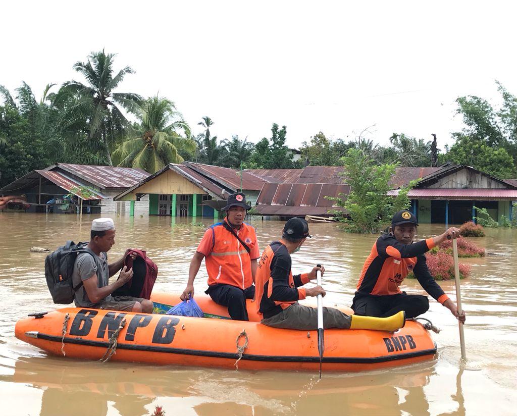 2.046 Bencana Melanda Indonesia Hingga Medio Oktober
