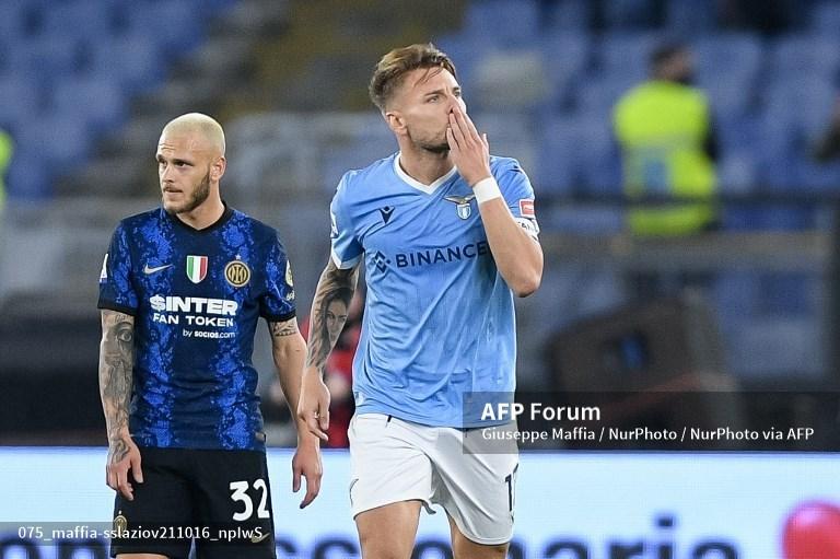 Lazio Bekap Inter