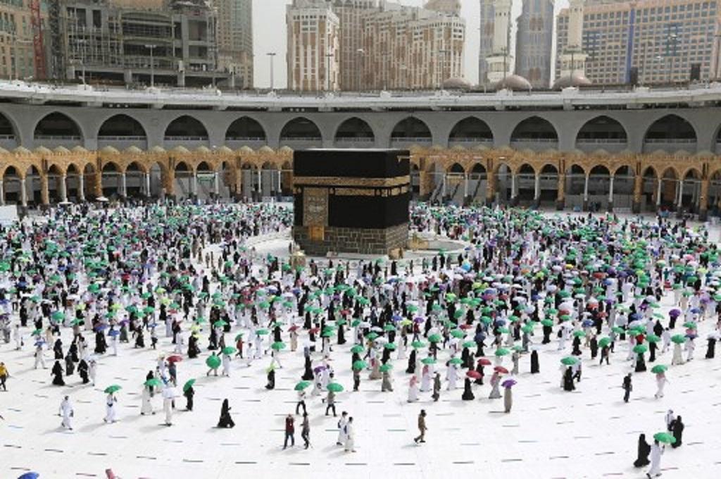 Akhirnya, Arab Saudi Izinkan Masjidil Haram Beroperasi dalam Kapasitas Penuh