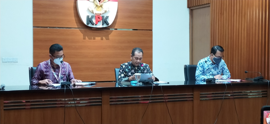 KPK Gelar OTT di Riau