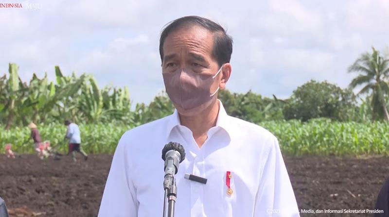 Jokowi: Indonesia Diuntungkan dari Krisis Energi Global