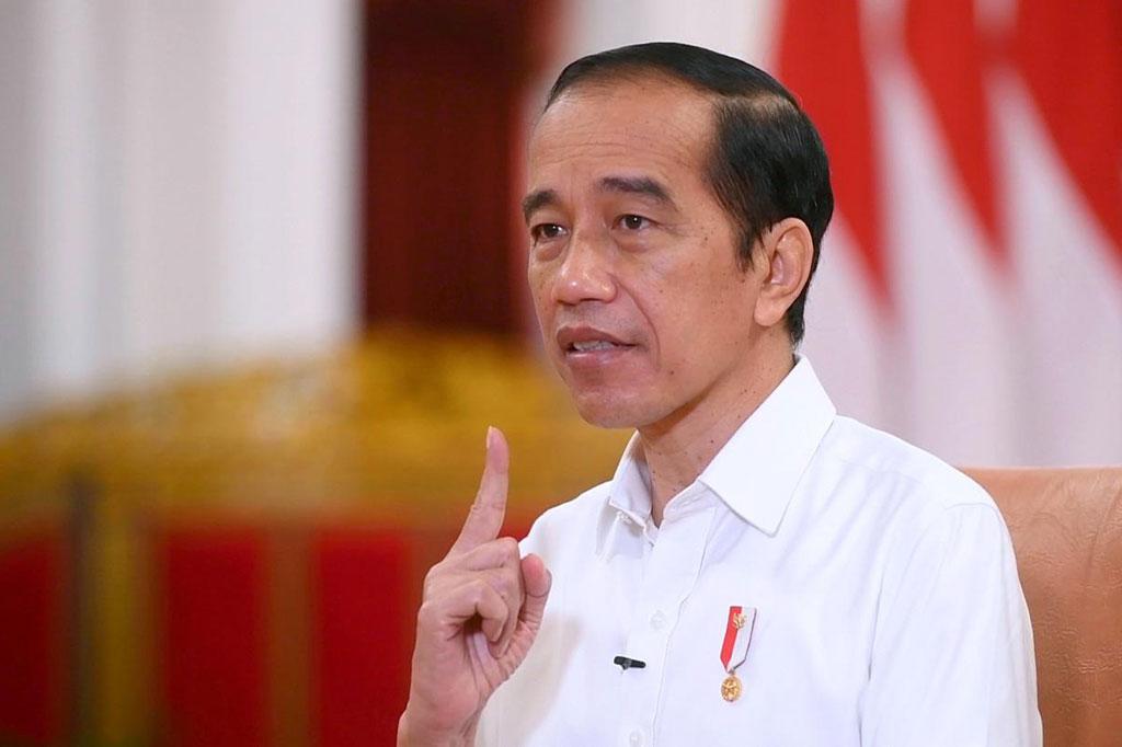 Jokowi Mengibaratkan Krisis, Resesi, dan Pandemi Seperti Api