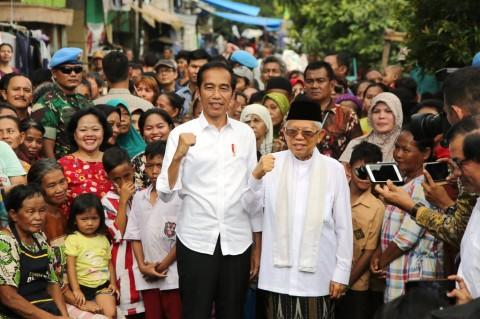 2 Tahun Jokowi-Maruf, Sektor Kesehatan-Ekonomi Dapat Nilai Positif