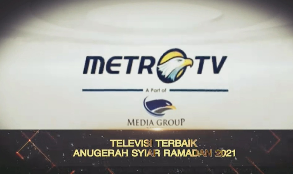 Metro TV Sabet Tiga Anugerah Syiar Ramadan 2021