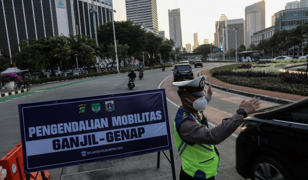 Ganjil Genap di Jakarta Diperluas, Ini Daftar 17 Kendaraan Bebas Gage