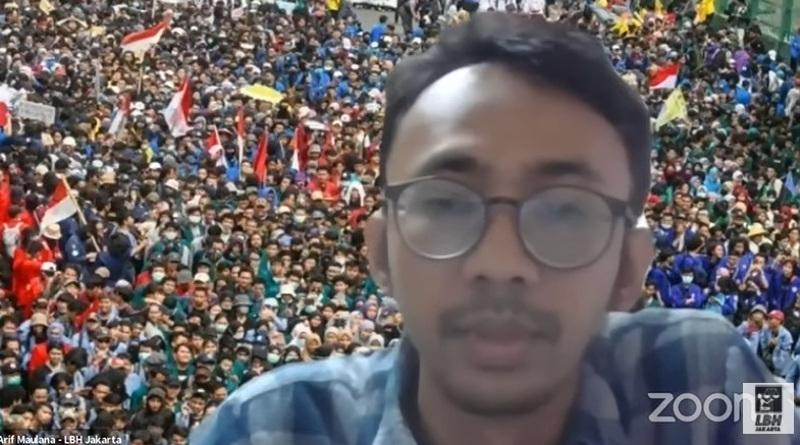 2 Tahun Pemerintahan Jokowi-Ma'ruf, Ini 13 Catatan LBH Jakarta