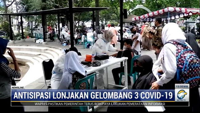 Pemkot Bandung Antisipasi Lonjakan Gelombang 3 Covid-19
