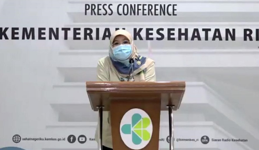 Covid-19 Mengganas di 105 Daerah, Termasuk Jakarta Timur dan Depok