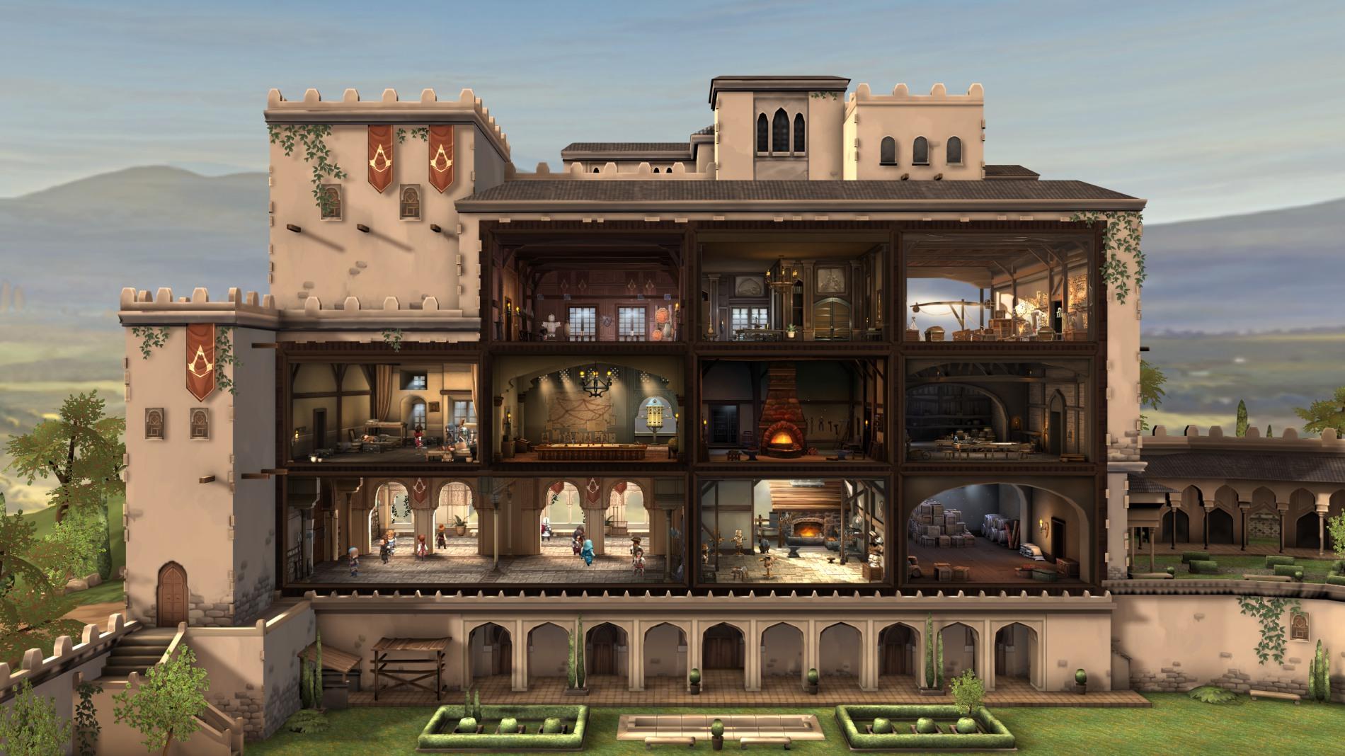 Ubisoft Siapkan Assassin's Creed Rebellion