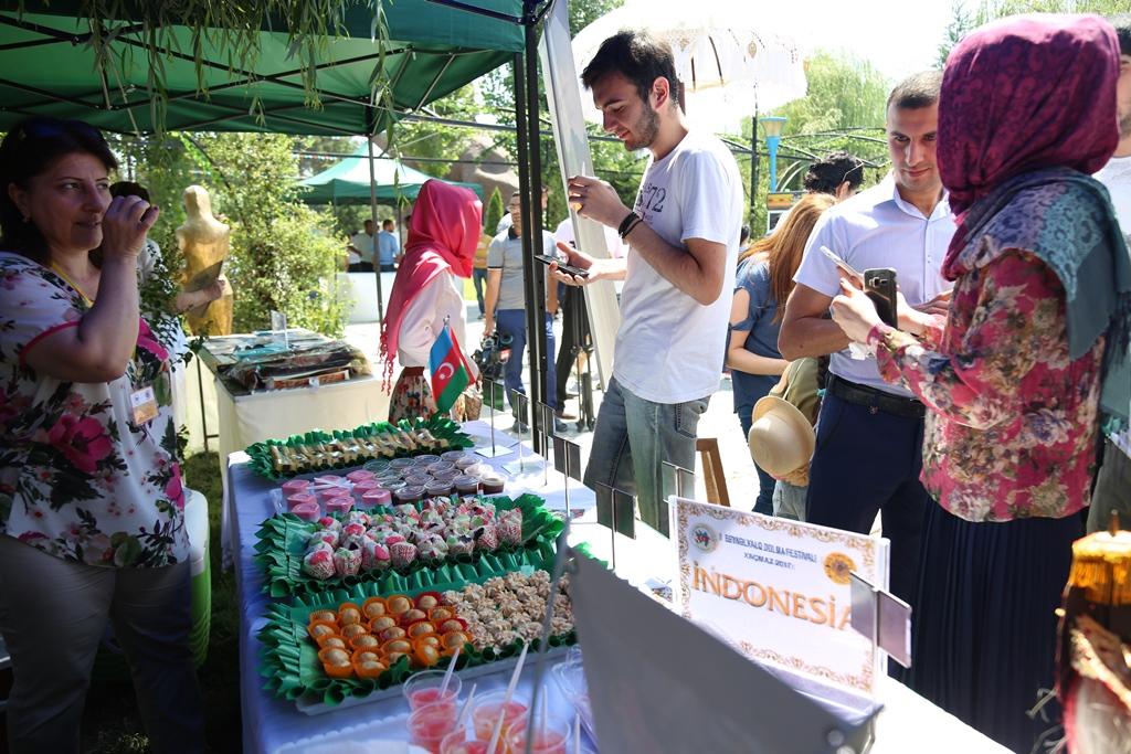 Pudding Gula Jawa Asli Indonesia Jadi Primadona di Azerbaijan