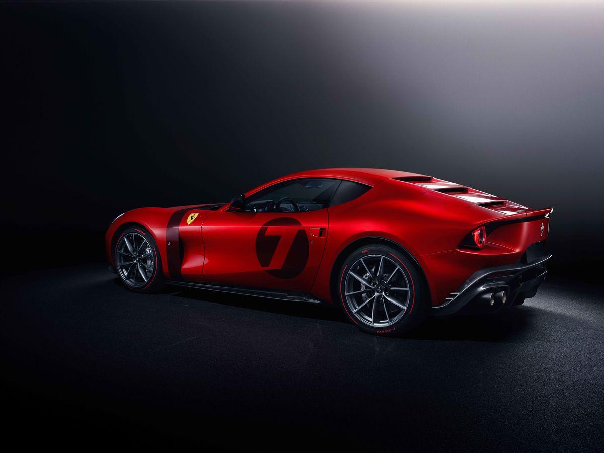 Pesanan Khusus, Ferrari Ini Hanya Ada 1 Unit di Dunia