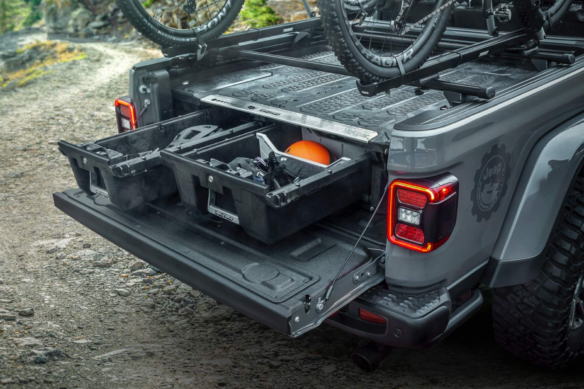Jeep Gladiator Tampil Garang ala Mopar
