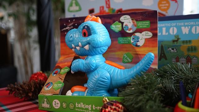 Mainan Si Kecil Dukung Perkembangan Kognitif, Sosial dan Emosional Anak