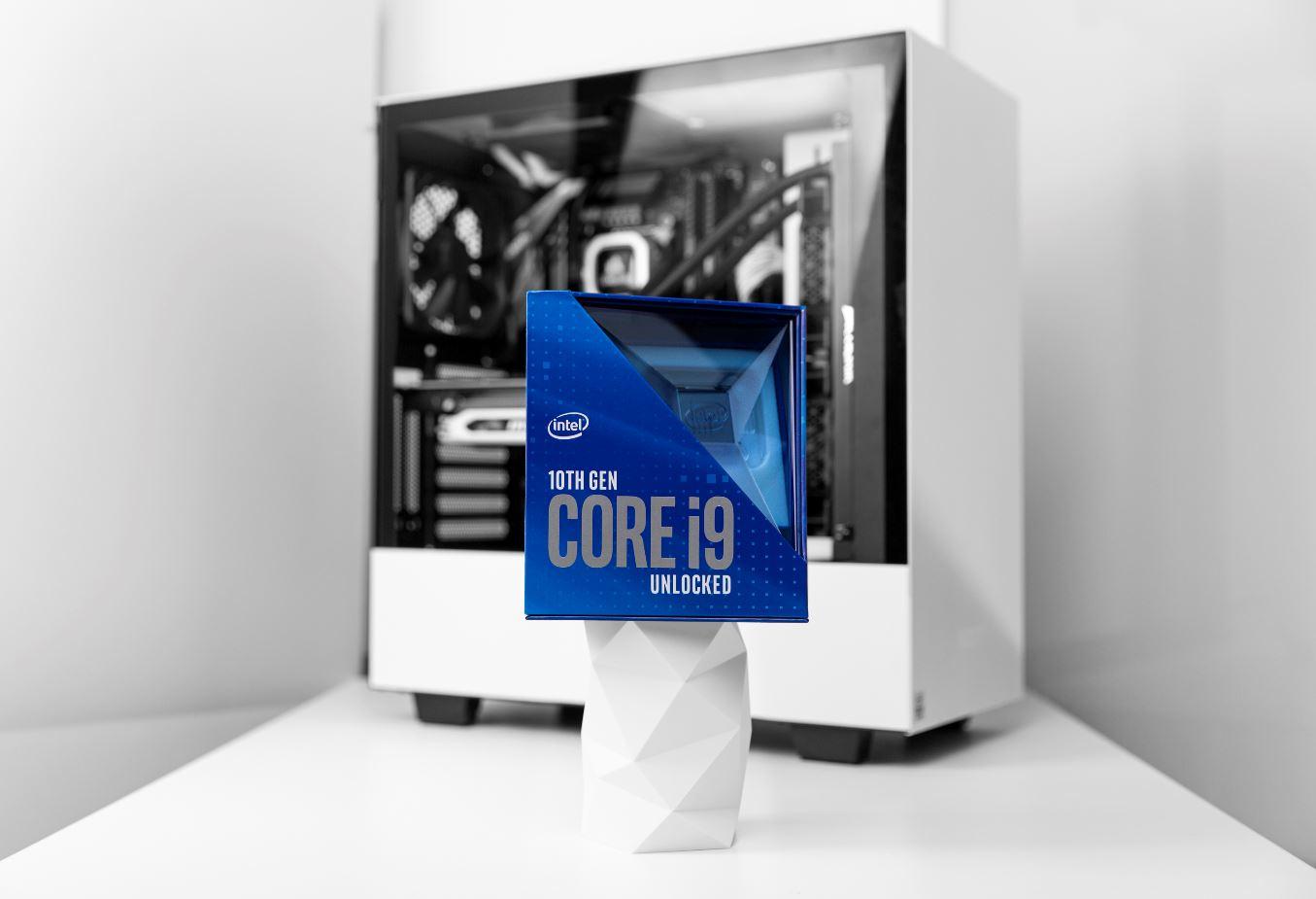 Begini Performa Prosesor Intel Core i9-10900K
