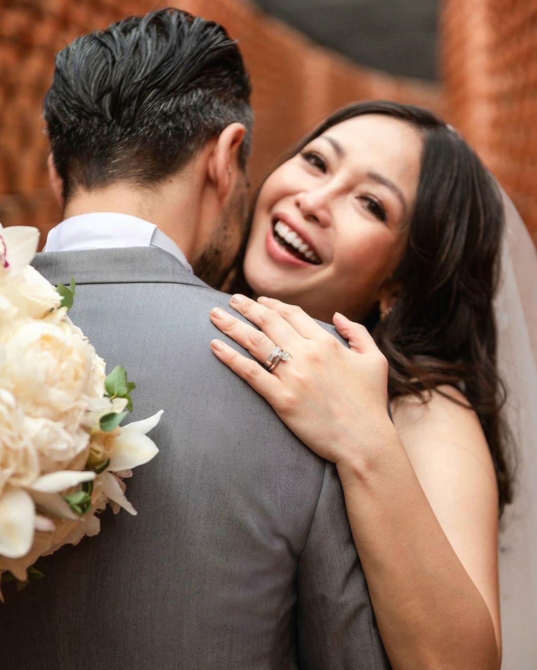 Chef Marinka Resmi Menikah dengan Pria Belanda
