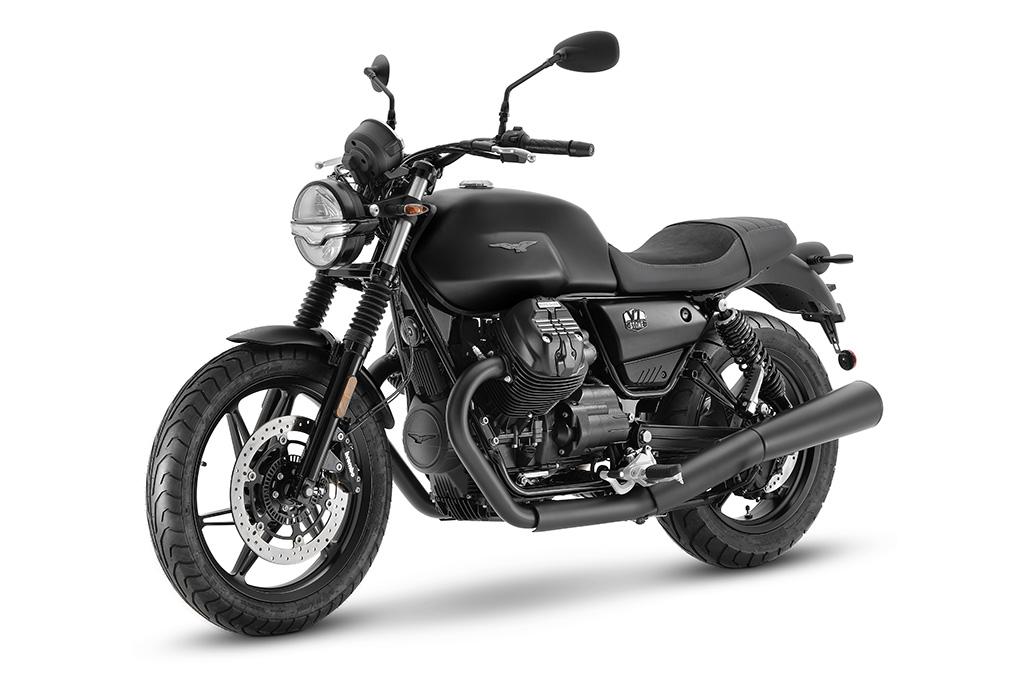Bedah Spesifikasi Moto Guzzi V7 Stone & V85 TT Travel