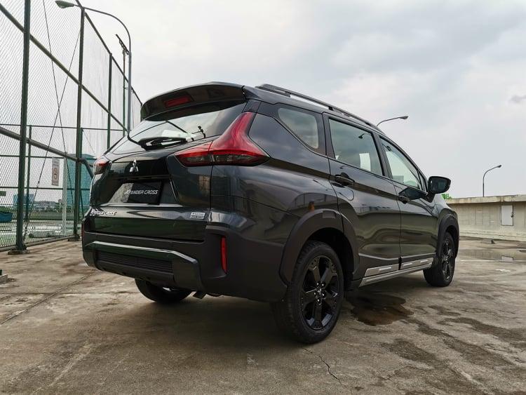 Ini Spesialnya Mitsubishi Xpander Cross Rockford Fosgate Black Edition