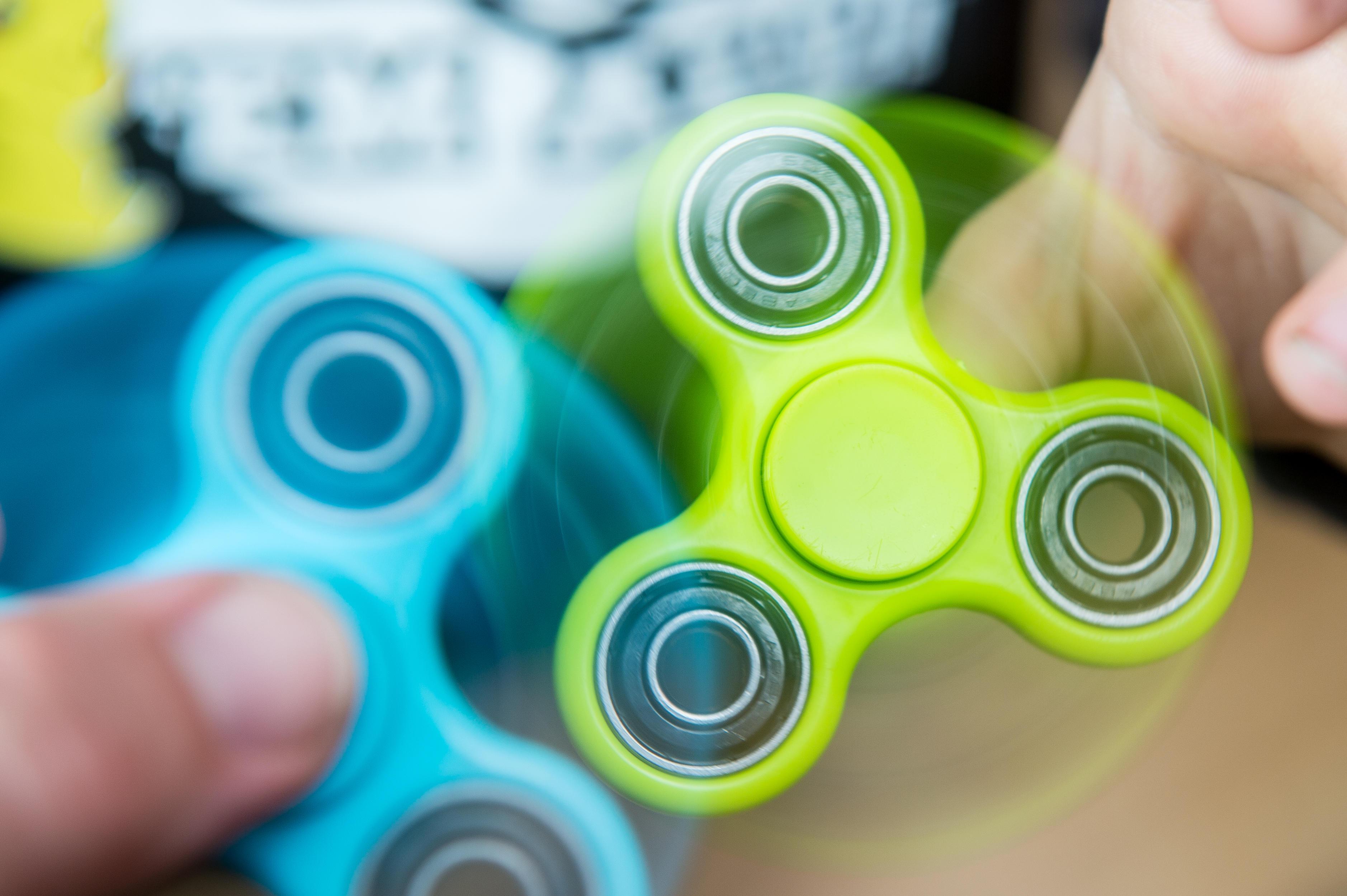 Benarkah Fidget Spinner Dapat Membantu Atasi ADHD dan Kecemasan?