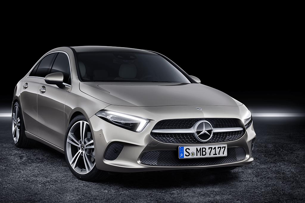 Mercedes-Benz Punya 2 Mobil Baru Rakitan Bogor, Ini Modelnya