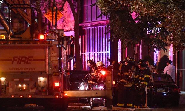 Polisi Amankan Benda Diduga Bom Berbentuk Panci di New York