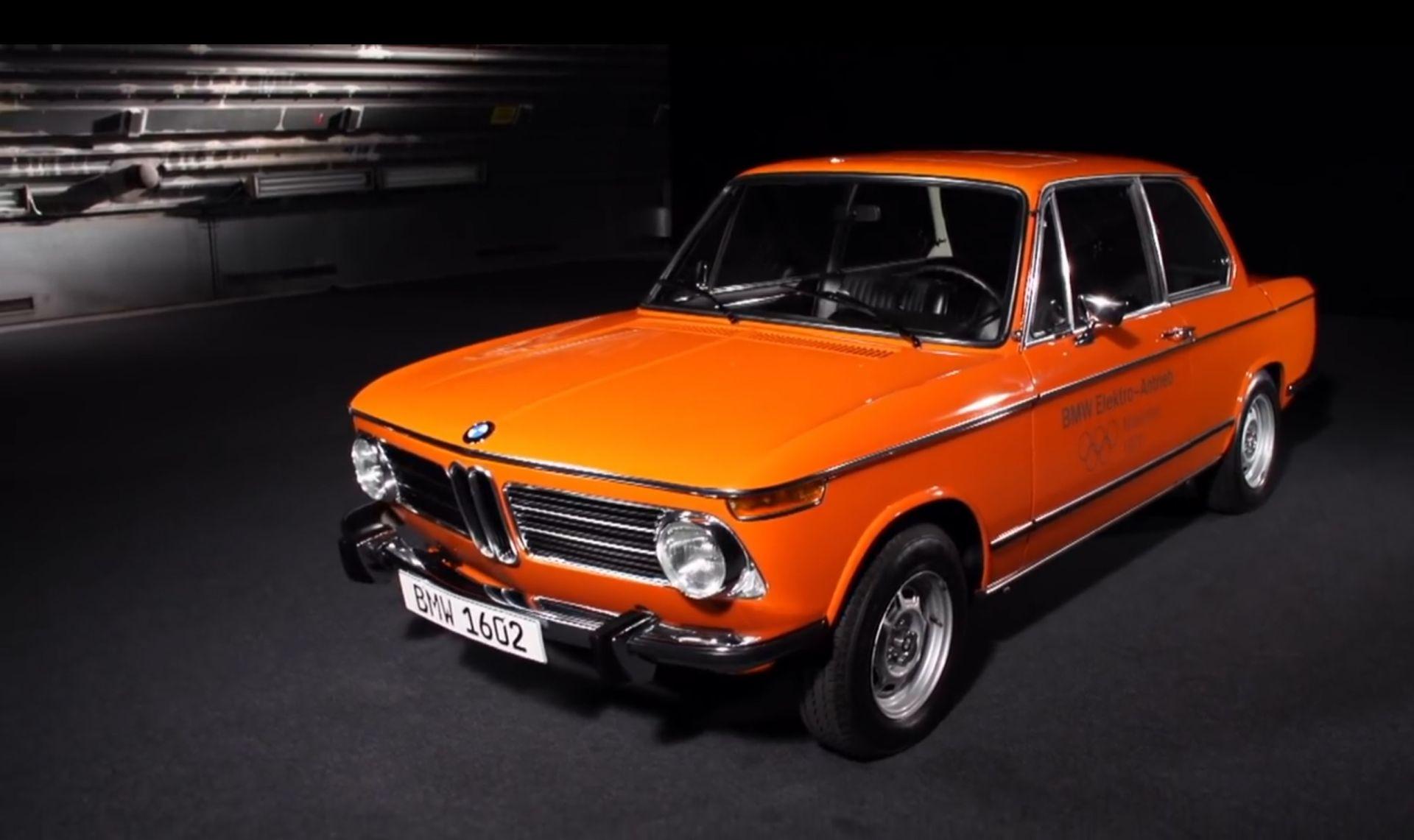 BMW 02 Reminiscence Concept untuk Mengenang 1602 Coupe