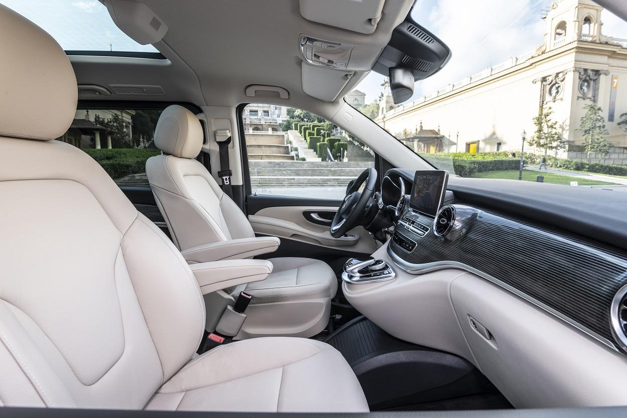 Mercedes-Benz Antisipasi Lexus LM dengan V-Class Facelift