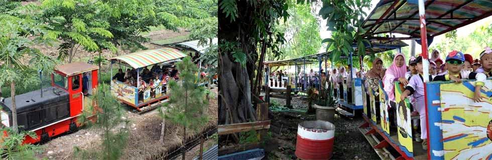 Komplek Rumdin Pabrik Gula Disulap Jadi Tempat Wisata