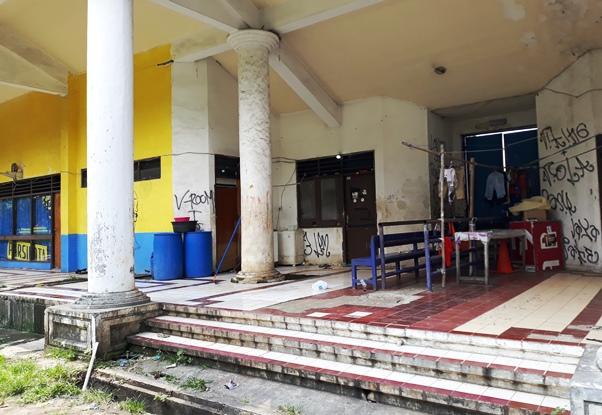 Nasib pilu 'Banteng' Tangerang