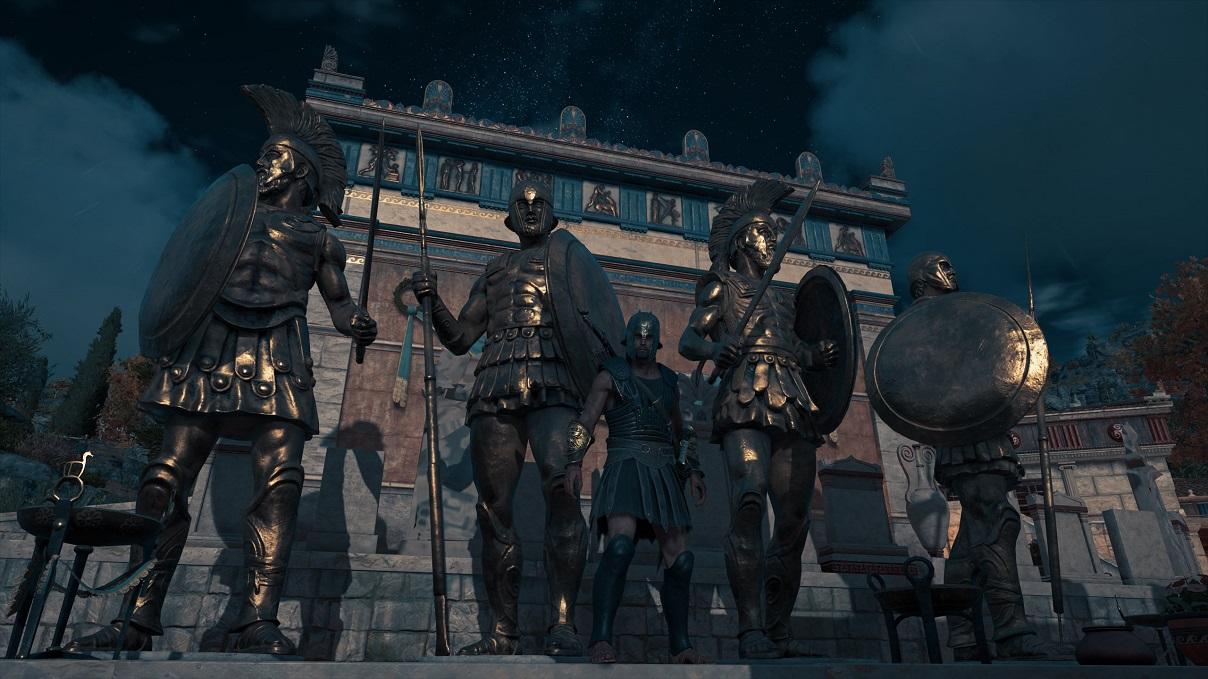 Menjajal Assassin's Creed Odyssey dan NVIDIA RTX 2080