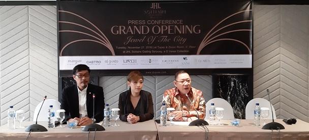 JHL Group Ekspansi ke Kamboja & Filipina