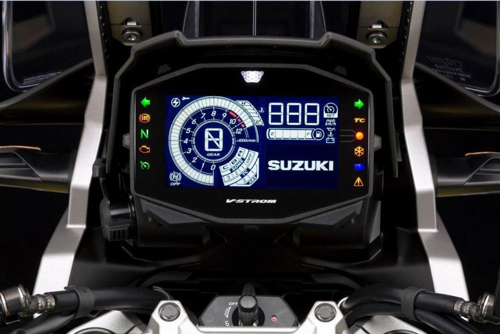 Suzuki V-Strom 1050 Kini Sudah EURO 5