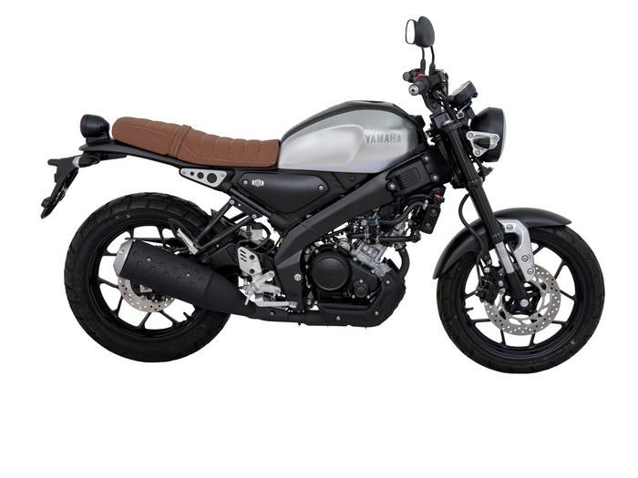 Yamaha XSR 155 Bergaya Retro, Tantang Kawasaki W175