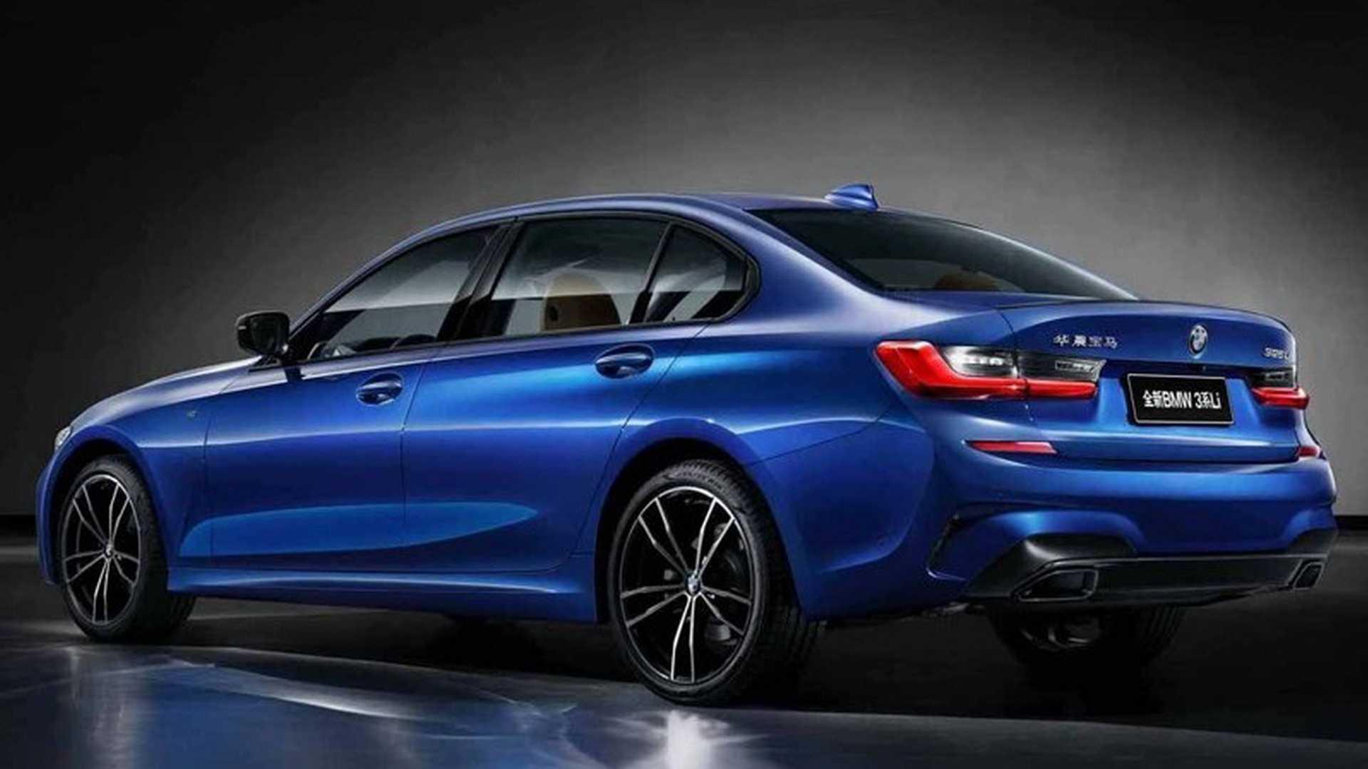 BMW Seri-3 <i>Long WheelBase</i>, Maaf hanya Buat Tiongkok