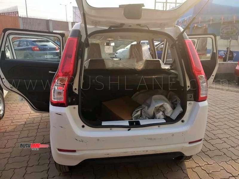 Penampakan New Suzuki Karimun WagonR