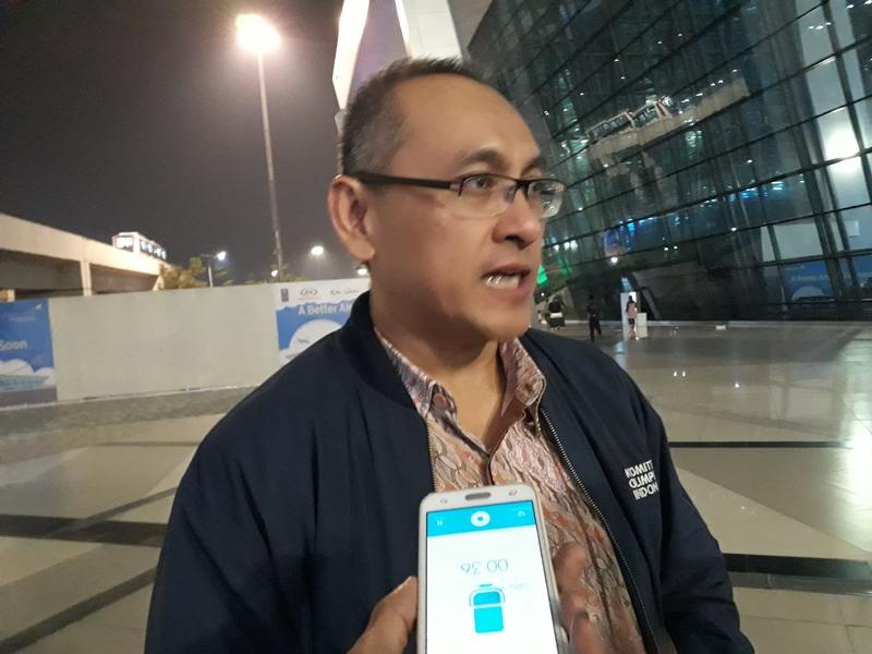 Zigi Zaresta Gagal Raih Medali di World Beach Games 2019