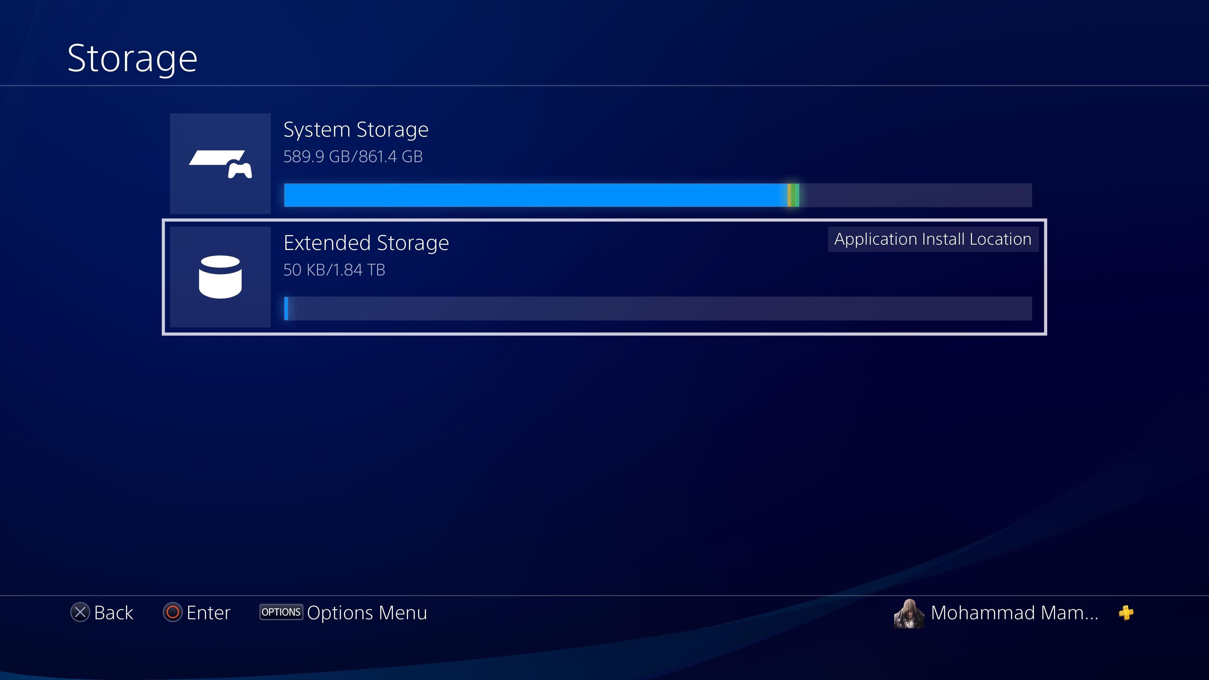 Cara Tambah Storage PS4 Pakai HDD Eksternal