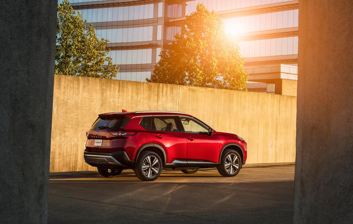 Nissan X-Trail Baru Kini Lebih Memanjakan Penumpang?