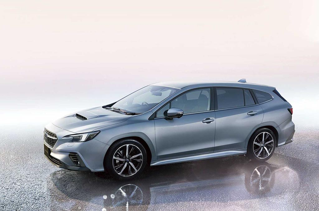 Subaru Sematkan Airbag Di Luar, Fungsinya Buat Apa?