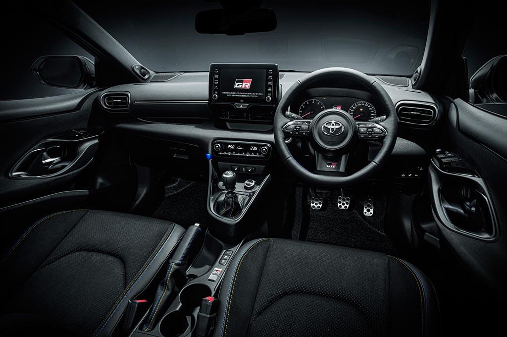 Toyota GR Yaris Morizo Selection Tidak Untuk Dijual