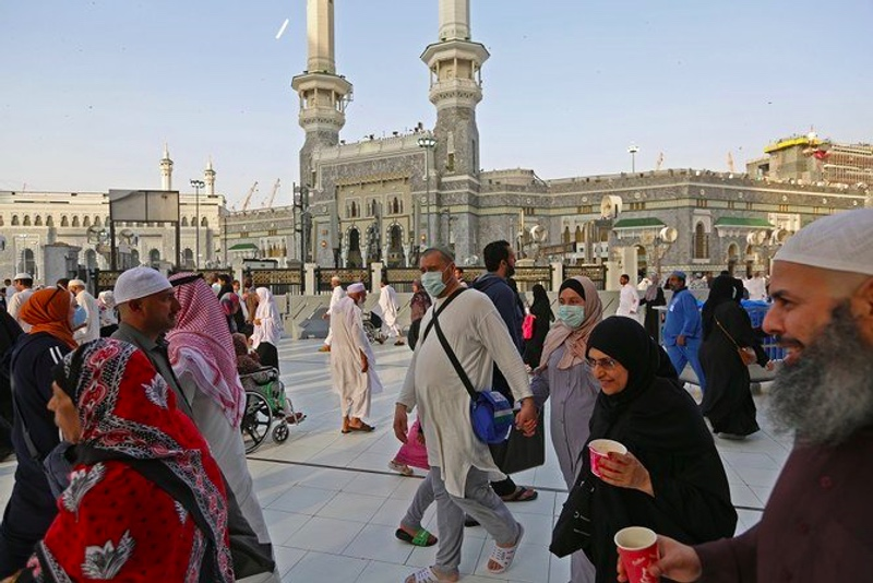 <i>Korona Jangan Jadi Penghalang Haji</i>