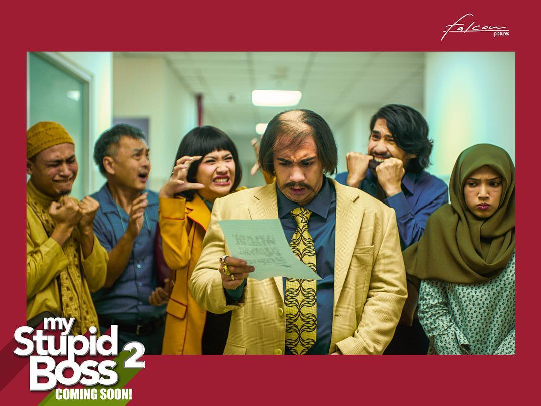 Film My Stupid Boss 2 Rilis Foto-Foto Eksklusif