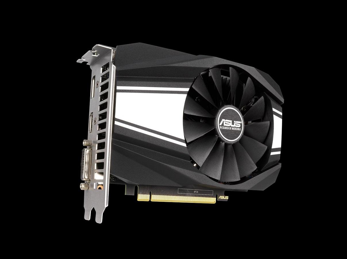ASUS Phoenix GeForce GTX 1660 6G OC, Jagoan Kecil Harga Terjangkau