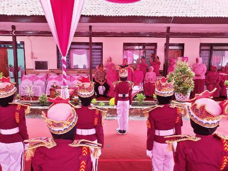 Pocil Lumajang Pikat Ketua Bhayangkari Polda Jawa Timur