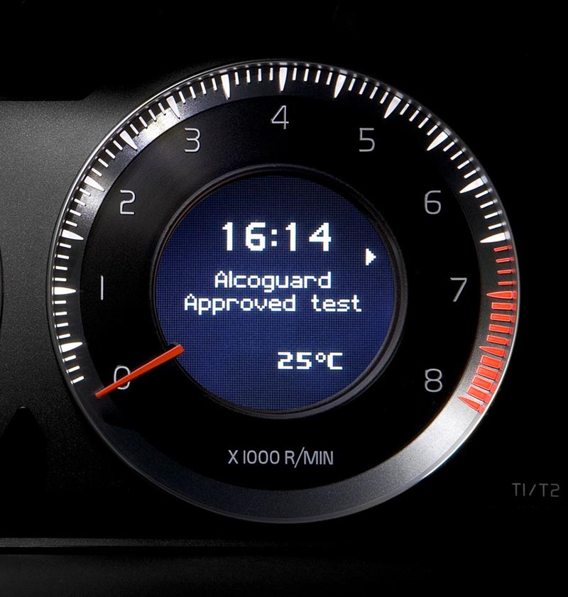 Jurus Volvo Atasi Pengemudi Mabuk