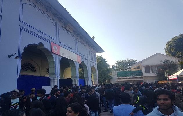 'Pertunjukan Literatur Terhebat Dunia' Digelar di India