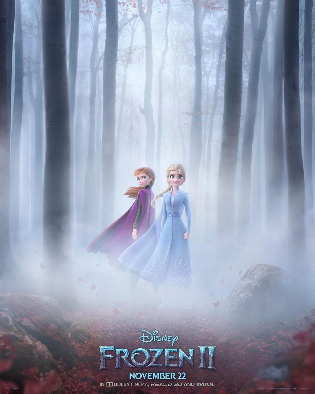 Film Frozen 2 Rilis Poster dan Trailer Terbaru
