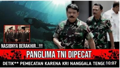 [Cek Fakta] Panglima TNI Dipecat? Ini Faktanya