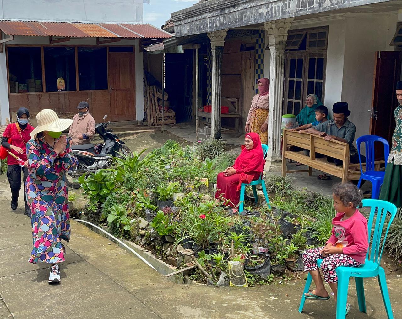 Perjalanan Ideologis Puan, dan Kehangatan Warga Kaki Gunung Sumbing
