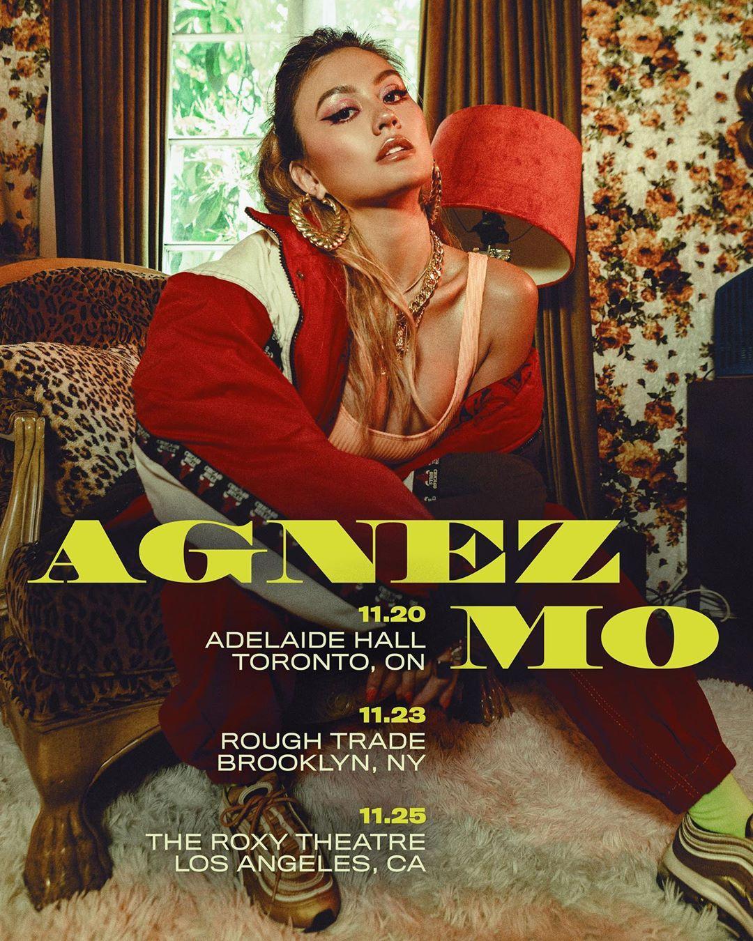 Agnez Mo Gelar Tur Promo Singel Baru Bersama French Montana
